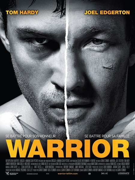 Warrior movie