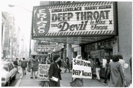 Deep Throat Pickets