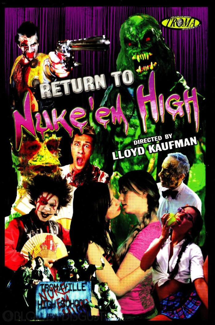 return to the class of nuke 'em high
