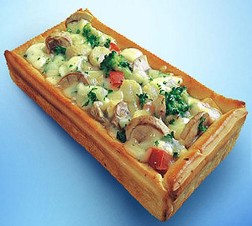 mcdonalds vegetarian pie