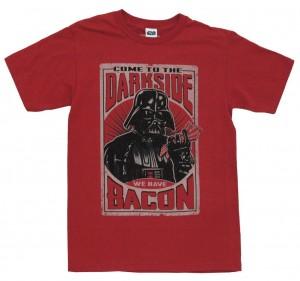 Darth Vader bacon
