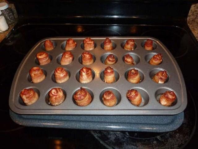 Bacon-Roses recipe