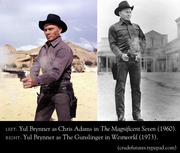 yu lBrynner Westworld