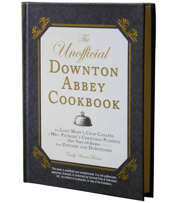 downtown abbey cookbook