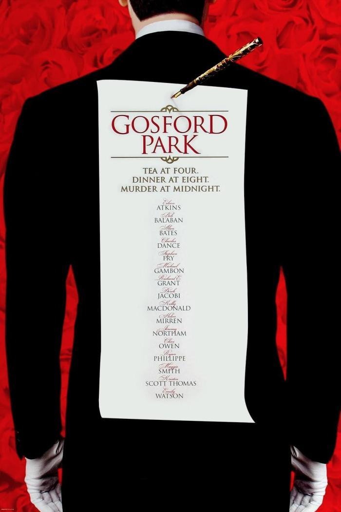 gosford_park poster