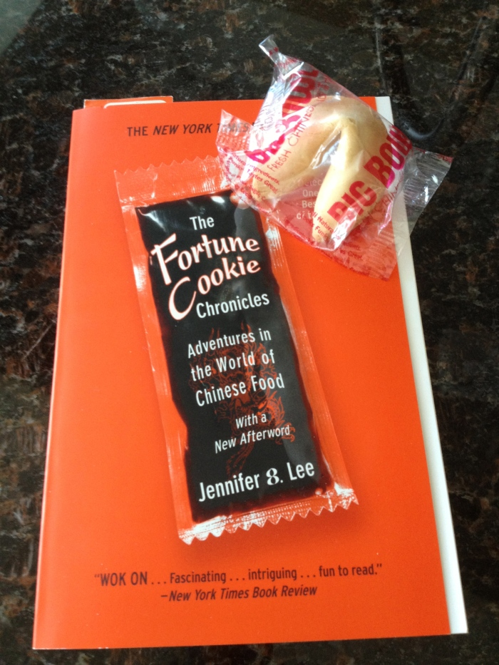 Fortune Cookie Book