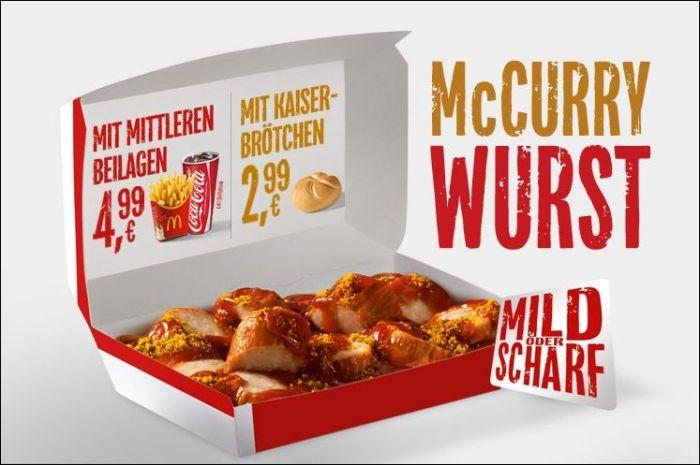 McCurrywurst
