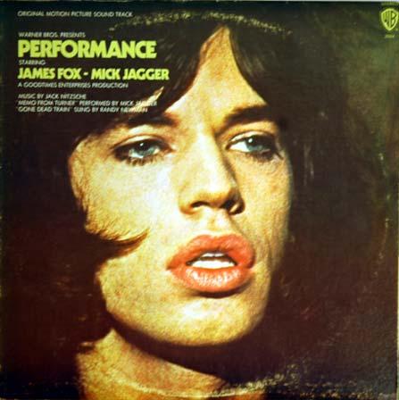 Performance soundtrack