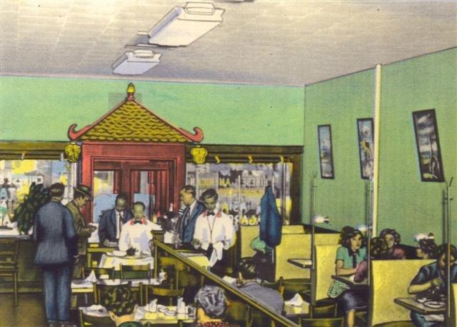 classic chinese restaurant