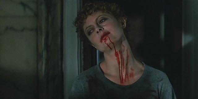 susan sarandon the hunger