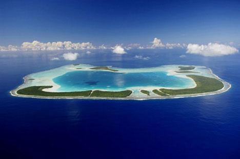 Marlon Brando Island
