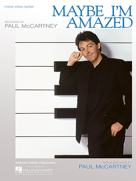 Paul McCartney Maybe I'm Amazed