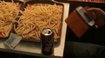french fry party