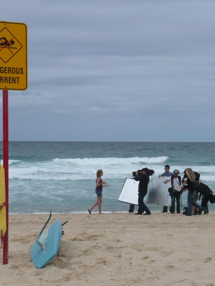 Alison Haislip Surfing Australia