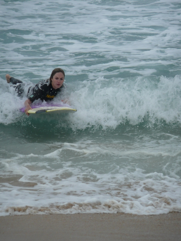 alison haislip surfing
