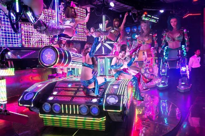 Bikini Robot Wars Tokyo