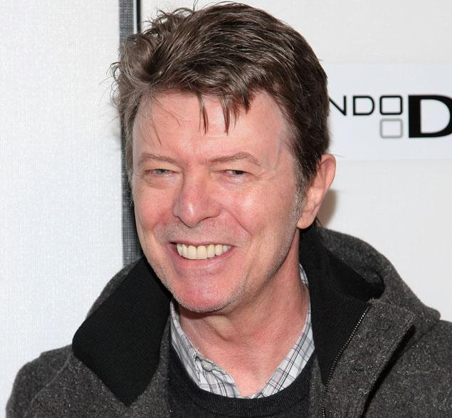 new David Bowie music
