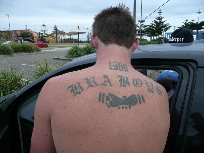 bra boys tattoo