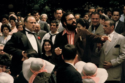 The Godfather behind-the-scenes