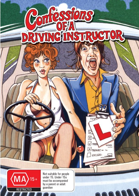 Confesssions Of A Driving Instructor