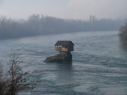 Drina River Home