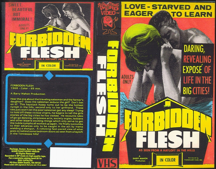 FORBIDDEN-FLESH-SOMETHING-WEIRD-VIDEO