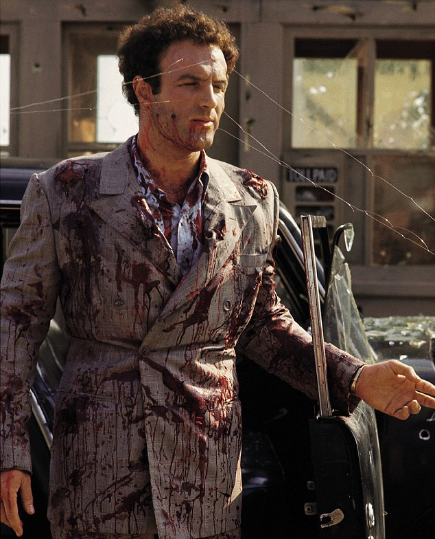 The Godfather Sonny Corleone