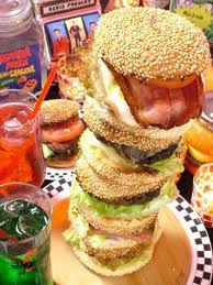Tokyo Tower Burger