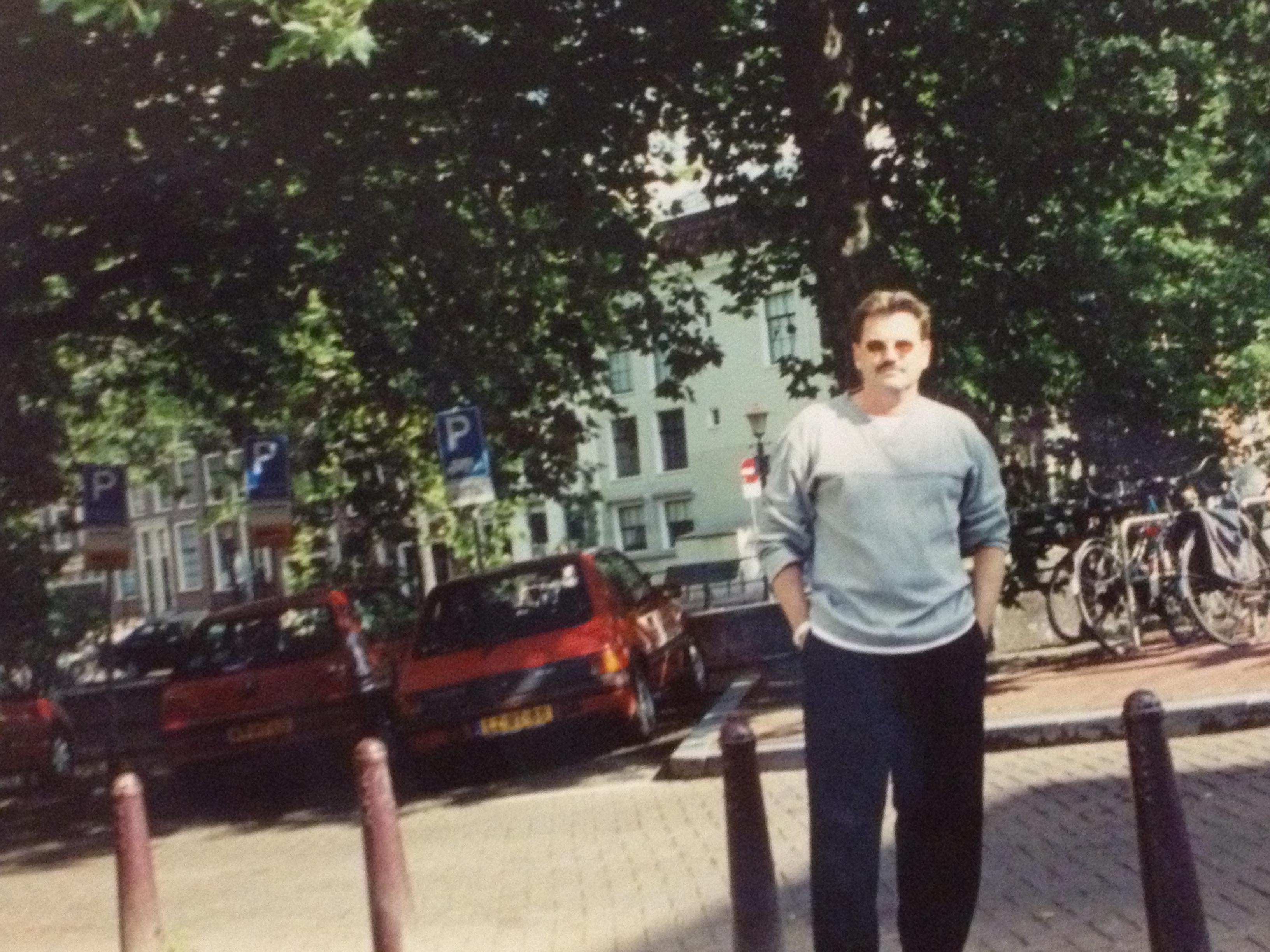 John Rieber Amsterdam Red Light district