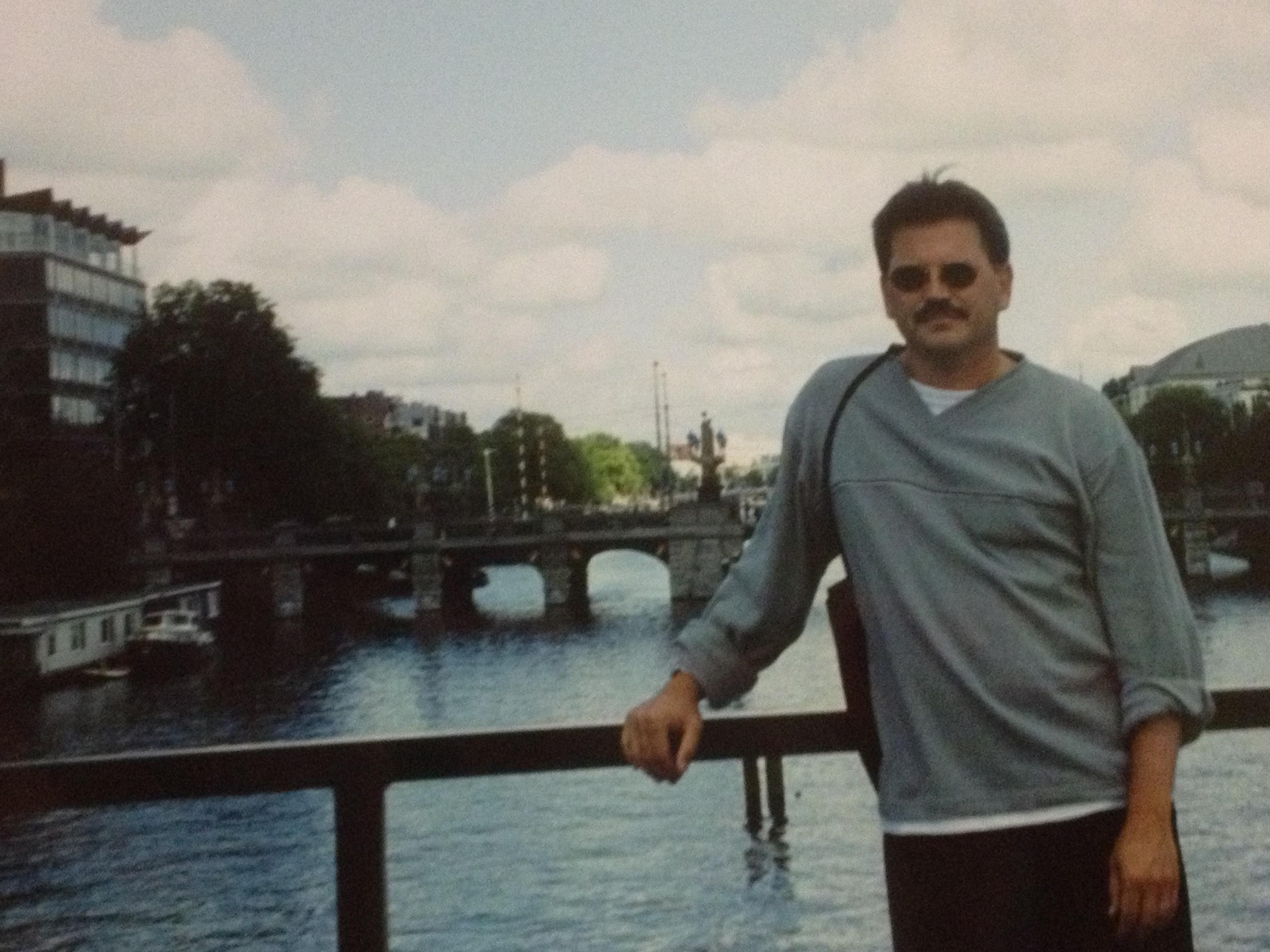 John Rieber Amsterdam
