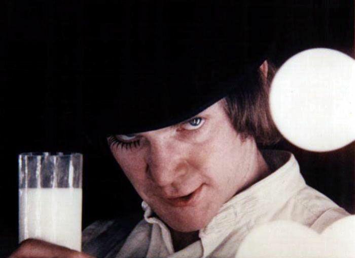 Malcolm McDowell A Clockwork Orange