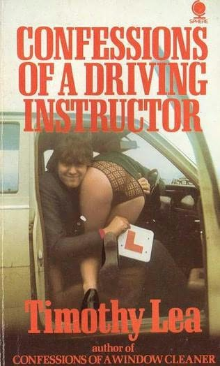 Confessions Of A Driving Instructor book