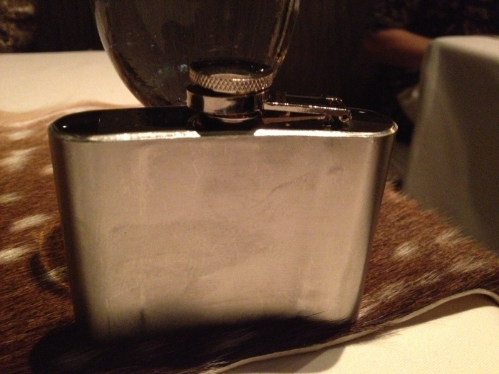 Next Restaurant The Hunt flask