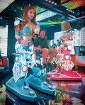 full size japanese robot dolls