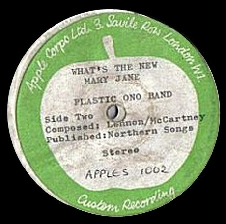 plastic-ono-band-whats-the-new-mary-jane-apple