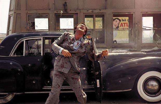 Sonny Corleone whacked