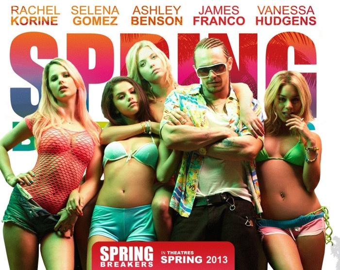 Spring-Breakers Selena Gomez Vanessa Hudgens