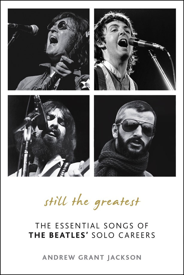 Still_the_Greatest_ Beatles book