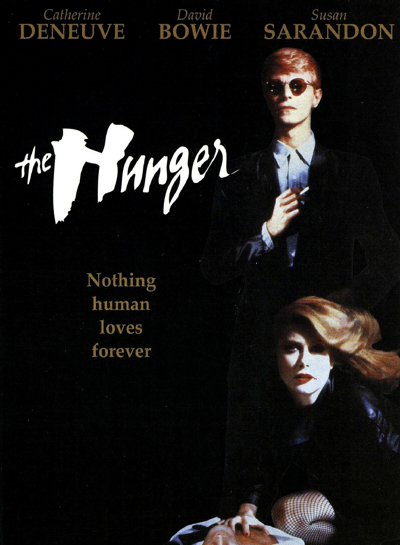 The Hunger! Sex, Blood, Bowie! New Music + Lusting For Vampires