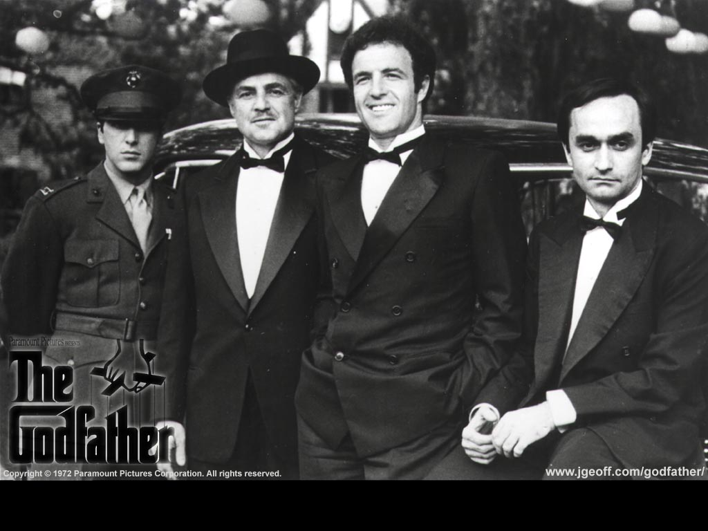 The_Godfather cast