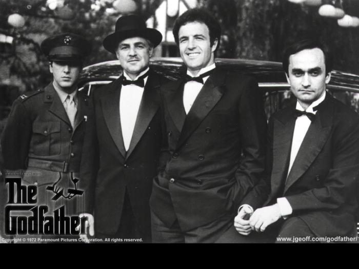 The_Godfather cast