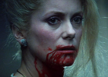 Deneuve The Hunger