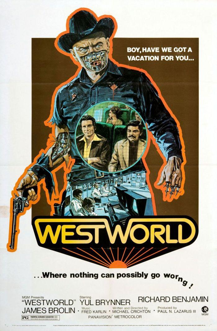 westworld TV series trailer