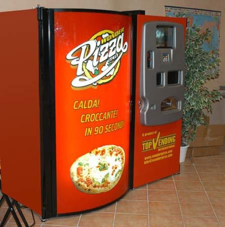 whole pizza vending machine