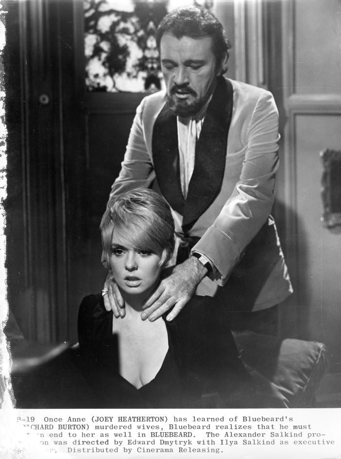 bluebeard richard burton and joey heatherton