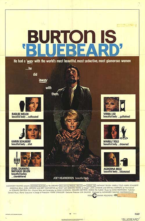 bluebeard eurosleaze poster