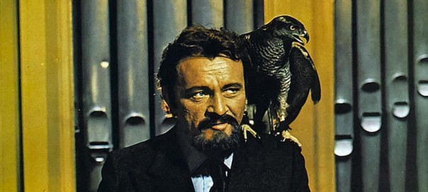 Richard Burton is Bluebeard