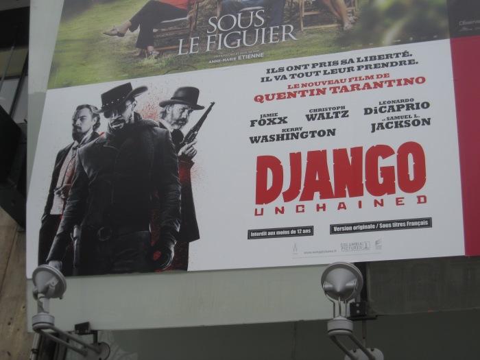 Django Unchained Paris