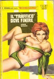 italian giallo-yellow book