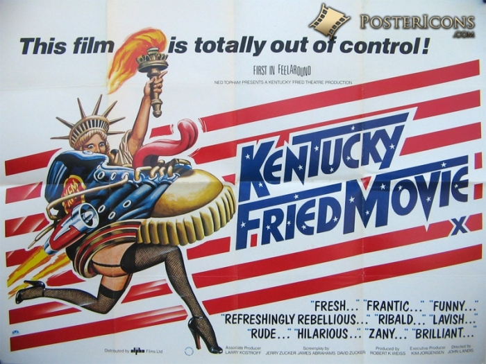Kentucky Fired Movie!